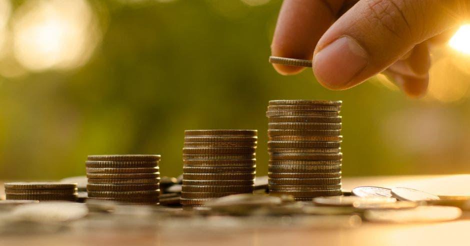 Monedas, pensión