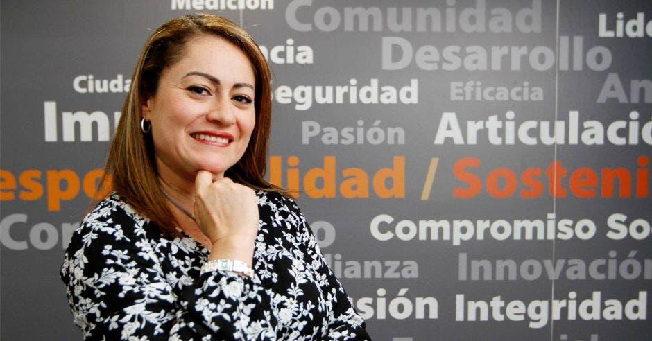Elizabeth Venegas, directora Dimensión Ambiental de la Alianza Empresarial para el Desarrollo