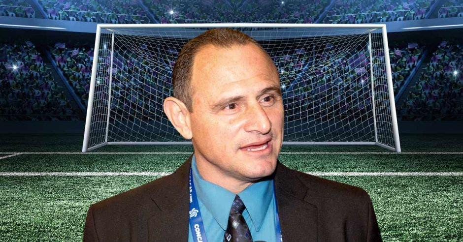José Francisco Porras sobrevivió a la tormenta