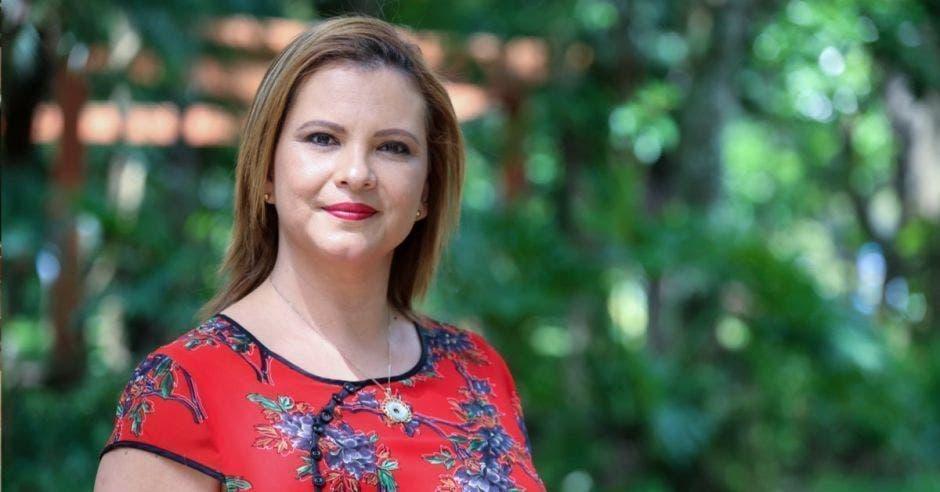 Carmen Chan, diputada de Nueva República. Archivo/La República