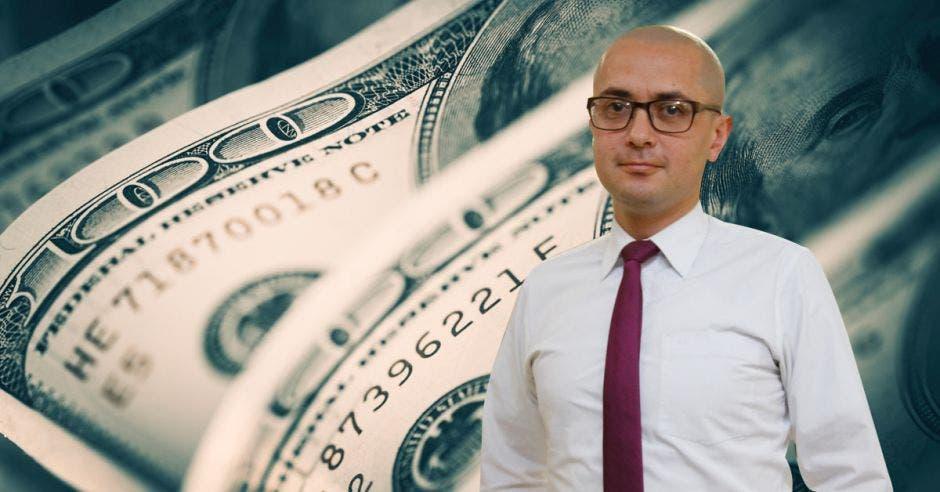 Luis Diego Herrera, analista económico, Grupo  Acobo.