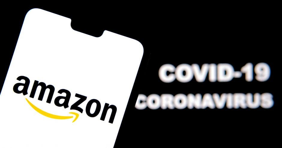 Amazon pruebas Coronaviurs