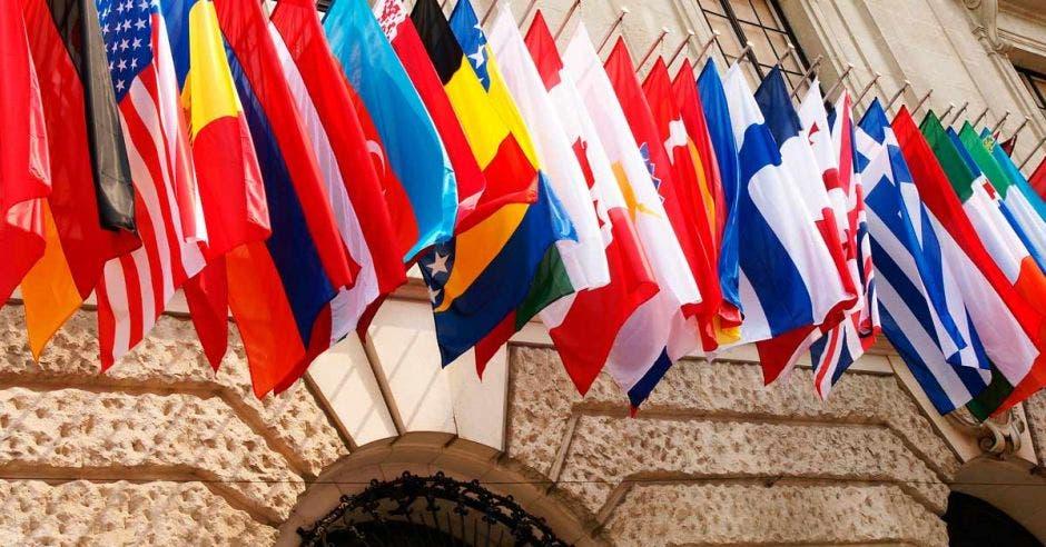 banderas países ocde