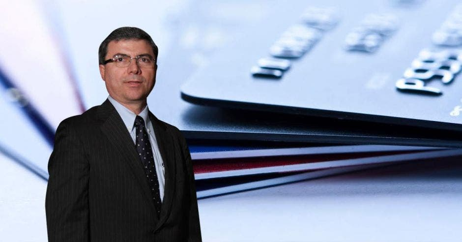 Gerardo Corrales, economista independiente. Archivo/La República