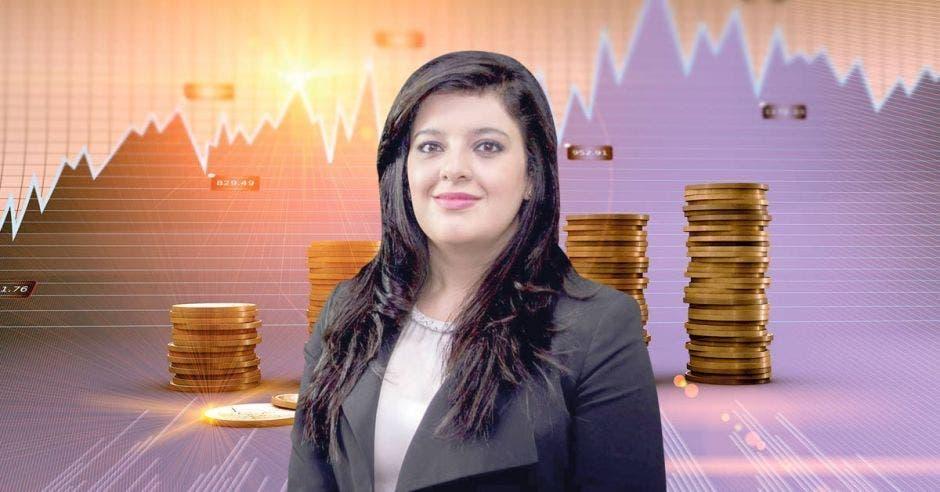 Pilar Garrido, ministra de Planificación. Archivo/La República.