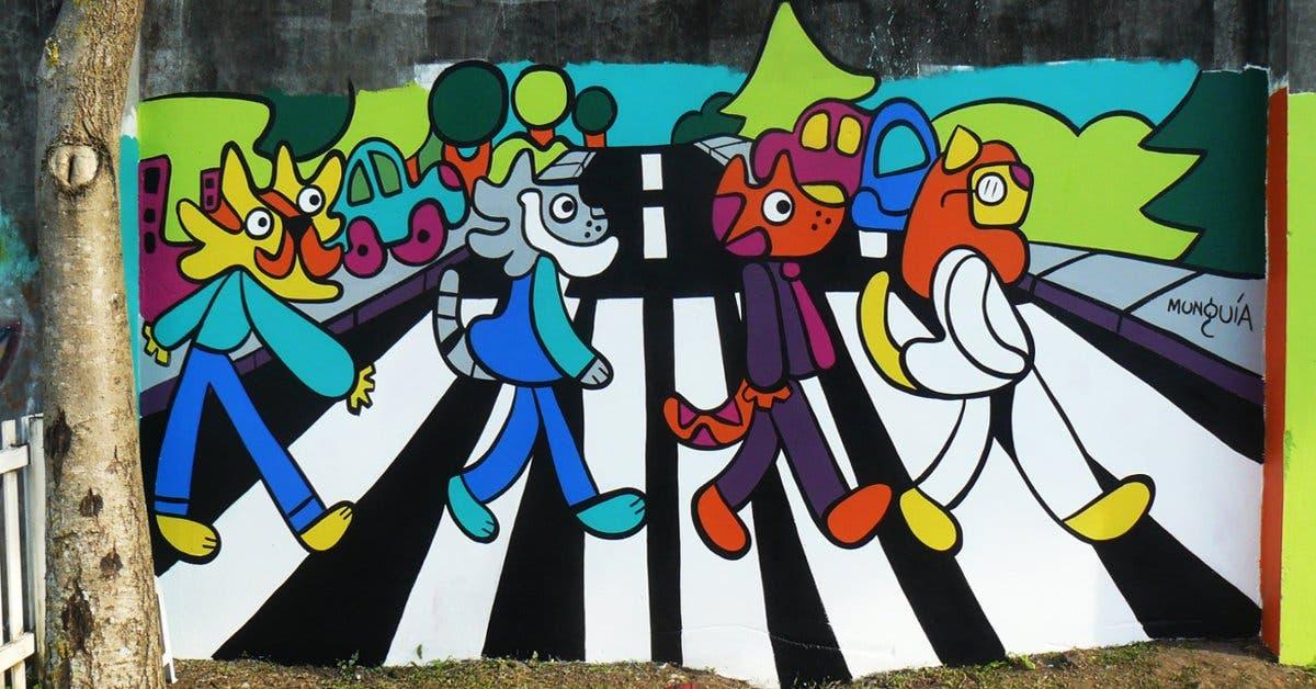 mural de Francisco