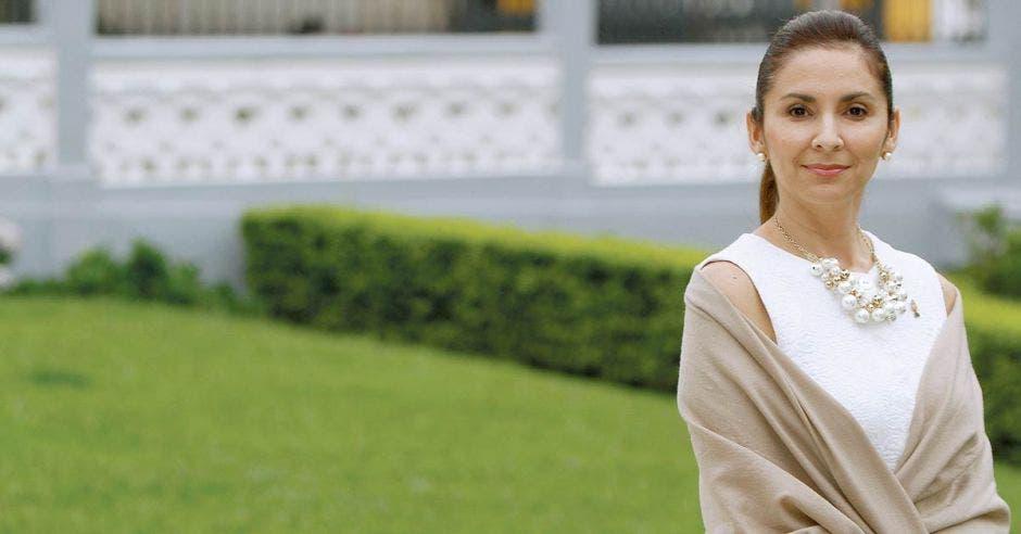 Silvia Hernández, jefe de Liberación.  Archivo/La República