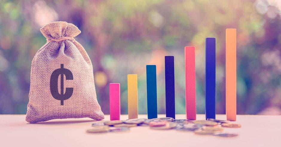 Monedas, economía
