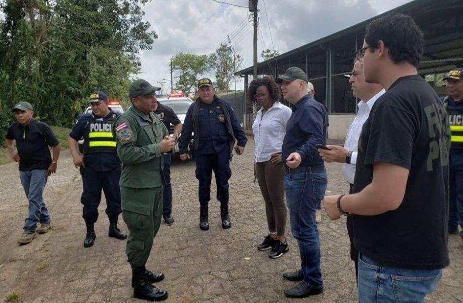 Reunión de autoridades de las distintas policías del país