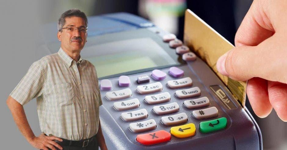 Hoy día los costarricenses acumulan más de ¢1,4 billones en deudas por las tarjetas de crédito. Welmer Ramos, diputado del PAC, impulsa un proyecto para limitar las tasas de usura. Archivo-Shutterstock/La República.