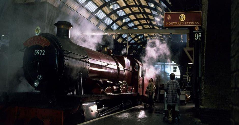 Estación de Tren ded Harry Potter
