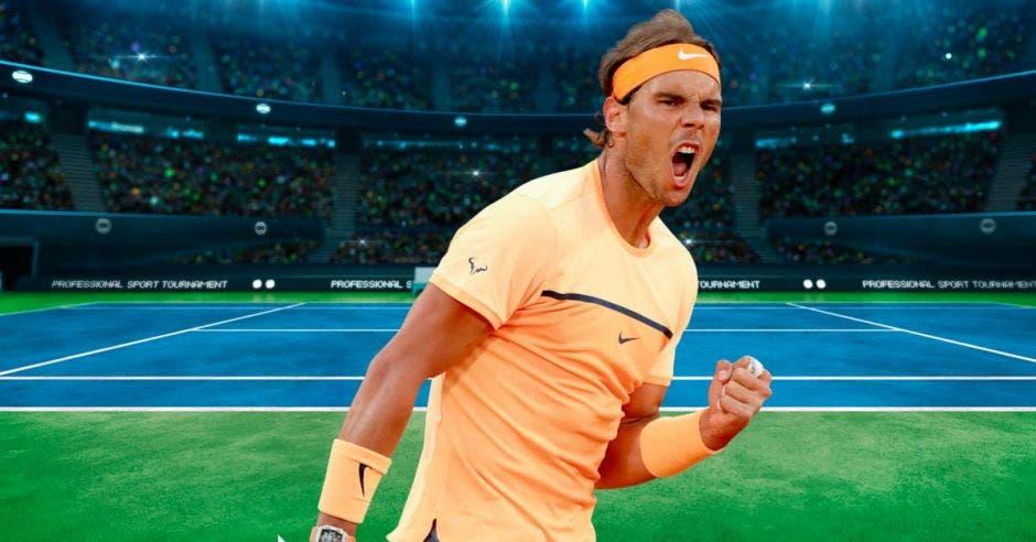 Rafael Nadal desea que se resucite la competencia