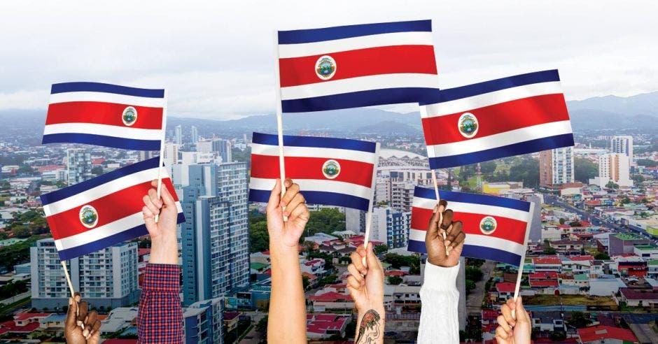 Los costarricenses viven en el país que reporta el índice de felicidad más alto de América Latina. Shutterstock/La República.