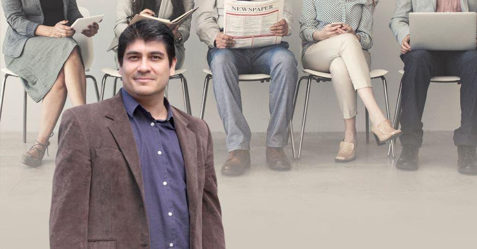 El trabajo de Alvarado para enfrentar la crisis del Coronavirus, hizo que las valoraciones positivas para su gestión alcanzaran un 65% este mes; sin embargo, tiene que luchar contra un alto desempleo. Archivo/La República.