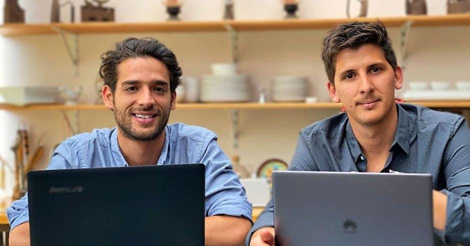 Javier Madrigal y Pietro Sudassasi, socios de Oliba.