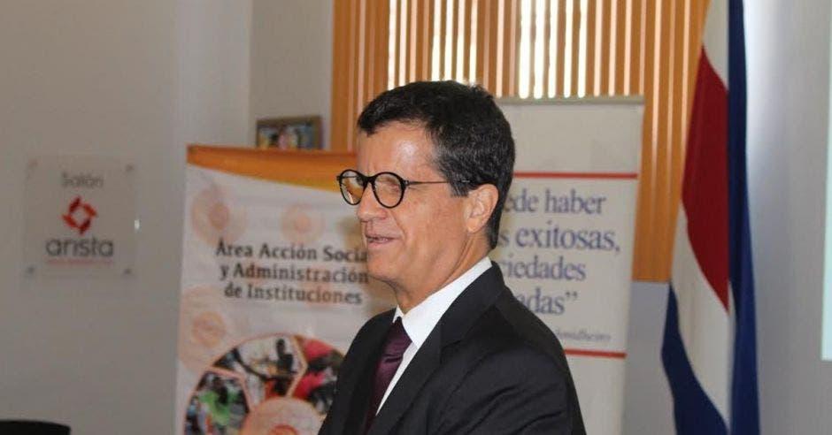 Julio Castilla, presidente de la Cámara de Comercio. Archivo/La República.