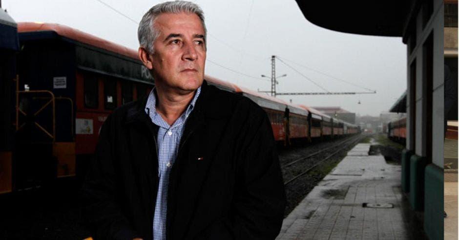 Miguel Carabaguíaz, expresidente ejecutivo del Incofer. Archivo/La República.