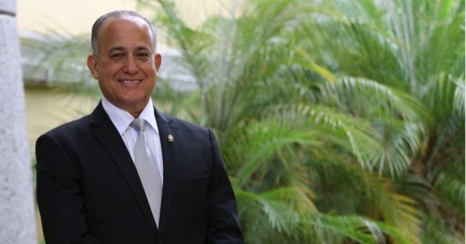 Luis Fernando Chacón, jefe de fracción de Liberación. Cortesía/La República.