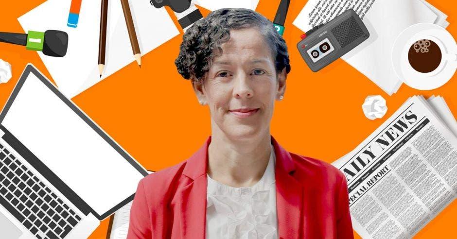 Nancy Marín, Ministra de Comunicación