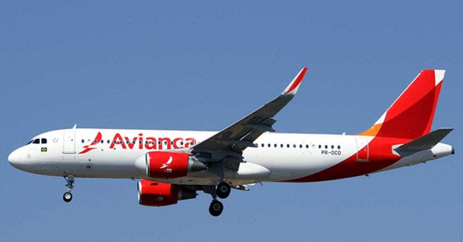 Avianca, la segunda aerolínea más grande de América Latina, estimó los pasivos entre $1 mil millones y $ 10 mil millones. Archivo/La República