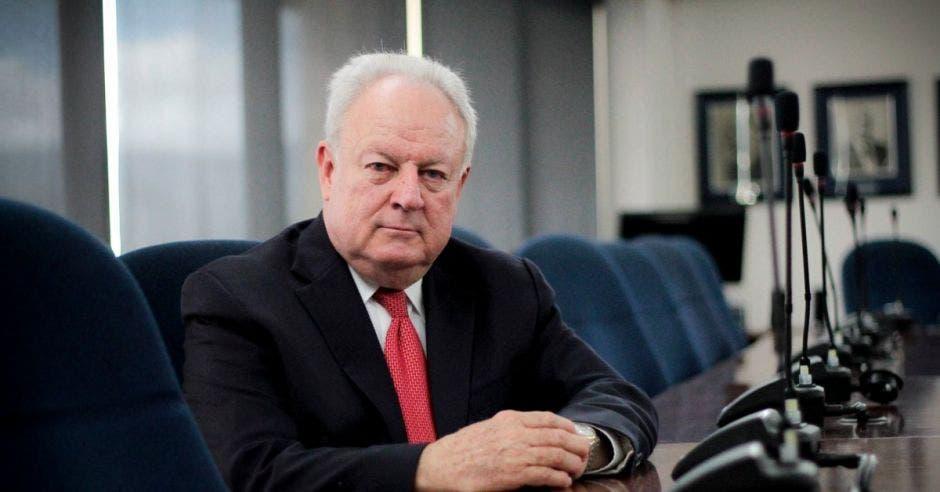 Enrique Egloff, presidente de la Cámara de Industrias