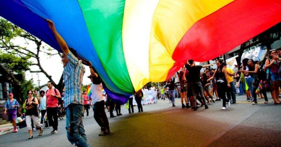 El matrimonio igualitario sería legal en Costa Rica a partir del 26 de mayo. Archivo/La República.