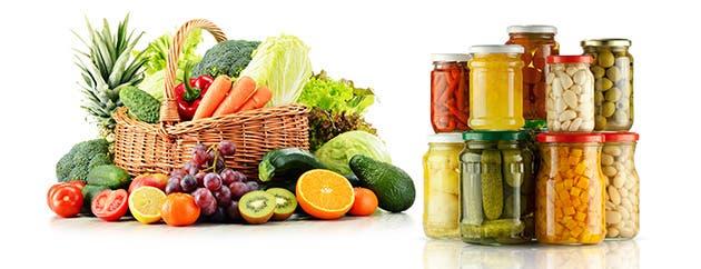 """Alimentos producidos en el movimiento """"One Village, One Product"""""""