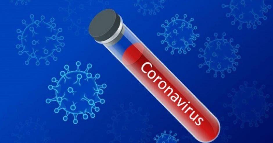 Pacientes afectados por Covid.