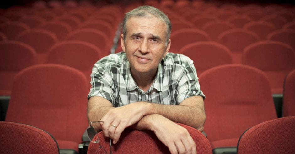 Ronald Sasso es Presidente de la Universidad Véritas