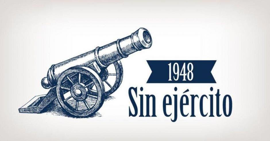 La idea es conmemorar la abolición del ejército por parte de José Figueres Ferrer. Archivo/La República.