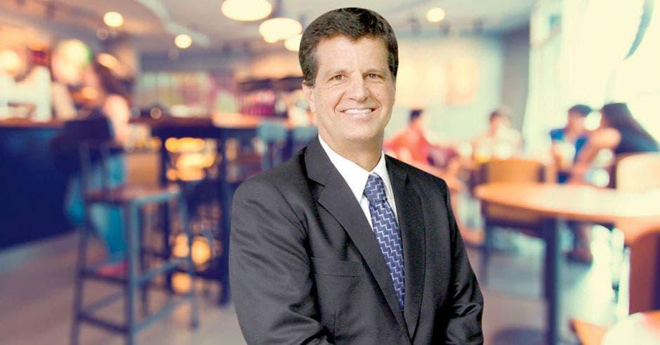 Julio Castilla, presidente de la Cámara de Comercio.