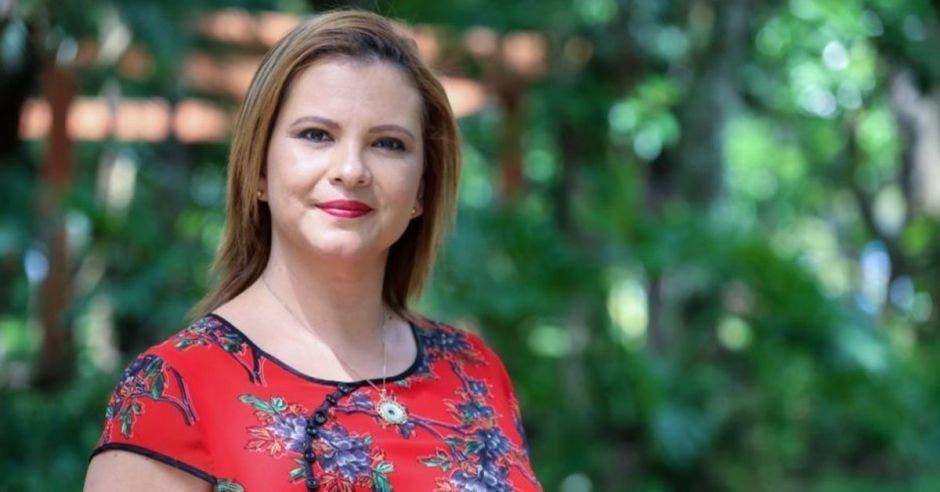 Carmen Chan, jefa de Nueva República. Archivo/La República.