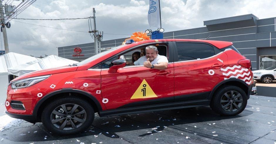 Ganador de taxi