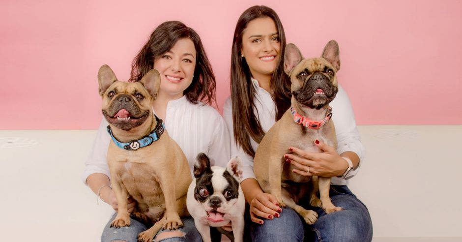 María Puga y María José Castro, son las socias de la empresa