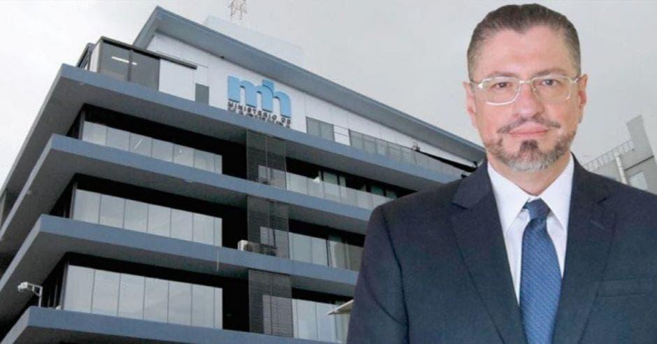 Rodrigo Chaves, exjerarca de Hacienda. Archivo/La República