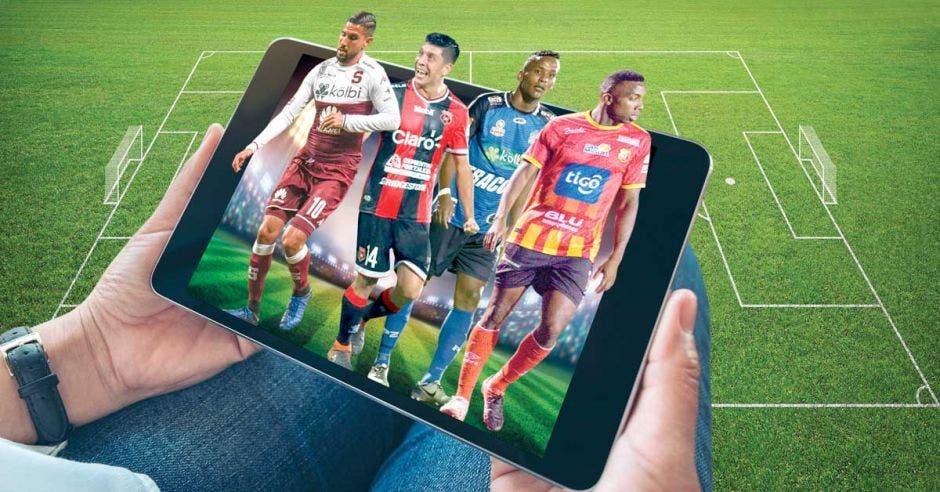 Futbol Nacional en Internet