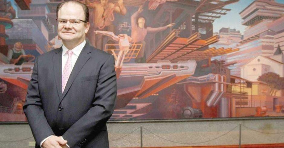 Elián Villegas, nuevo ministro de Hacienda. Archivo/La República.