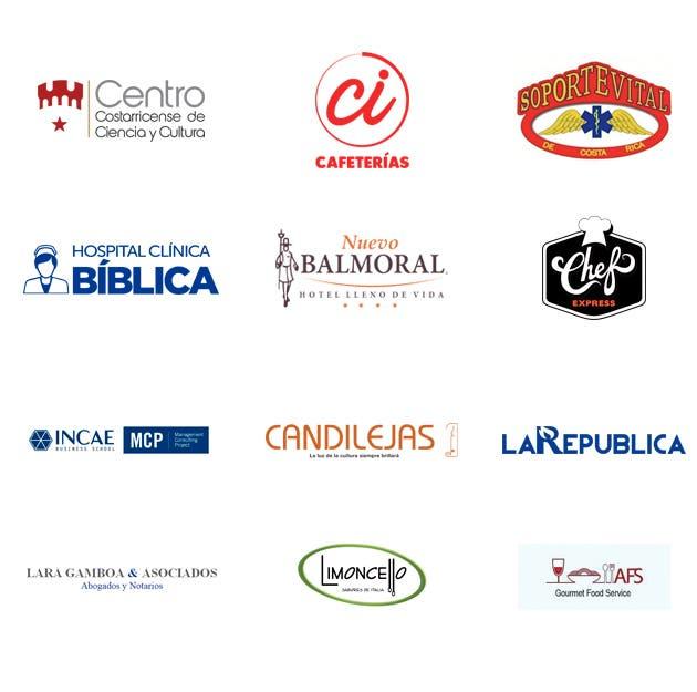 Estos son los socios de la iniciativa. Cortesía/La República.