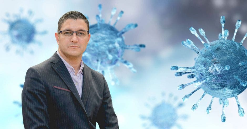 Daniel Salas, ministro de Salud.