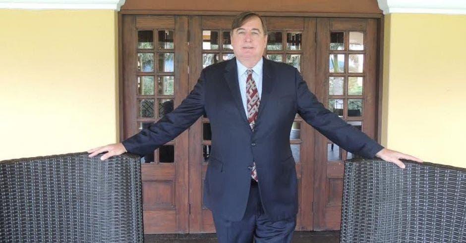 Dennis Whitelaw,  General Manager Marriott Costa Rica. Cortesía/La República.