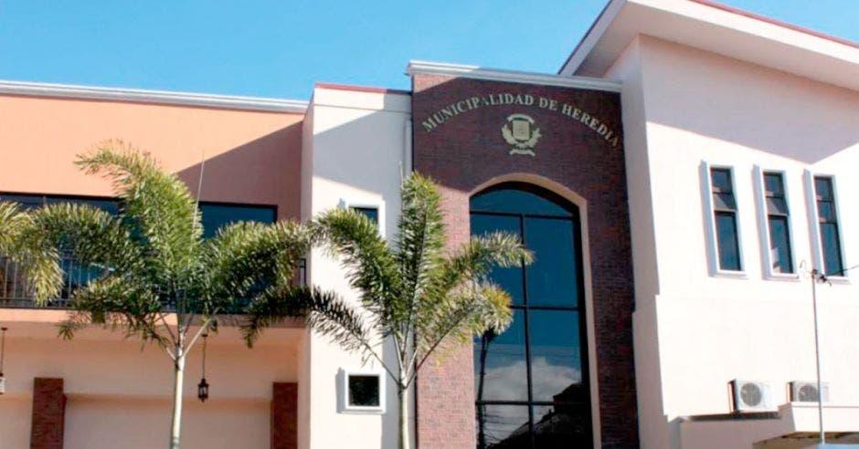 Edificio municipal Heredia