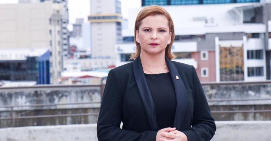 Carmen Chan, jefa de Nueva República. Cortesía/La República.
