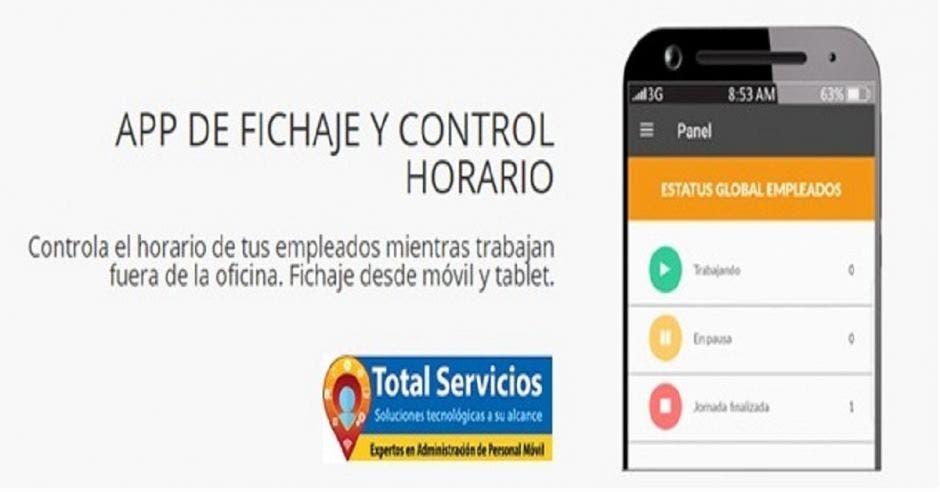 App control teletrabajo