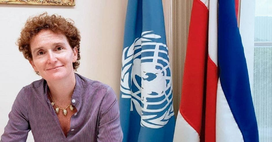 Alice H. Shackelford, Coordinadora Residente de la ONU en Costa Rica.