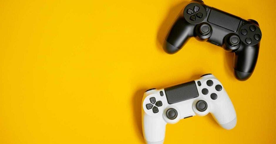 controles de videojuegos