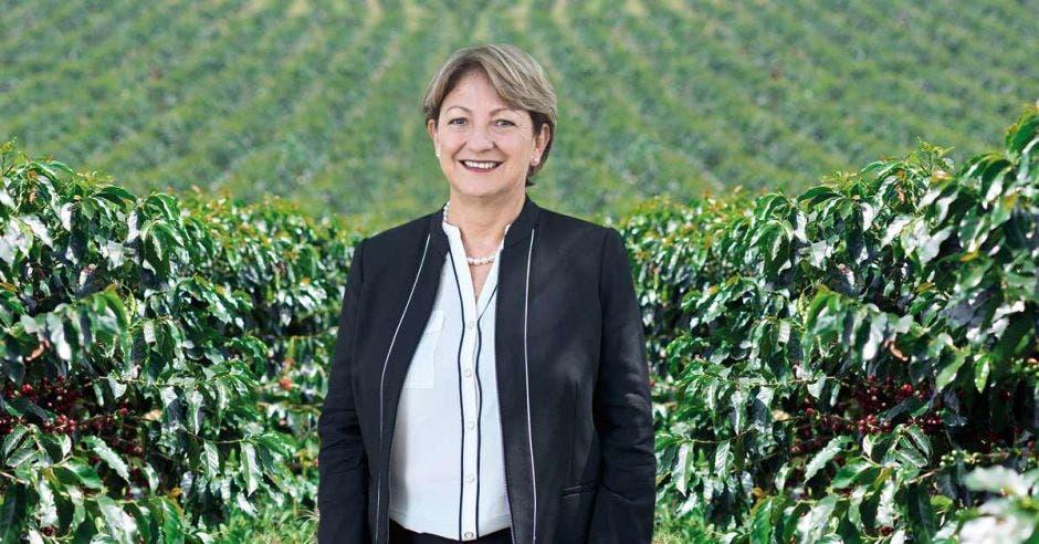 Xinia Chaves, directora delIcafé