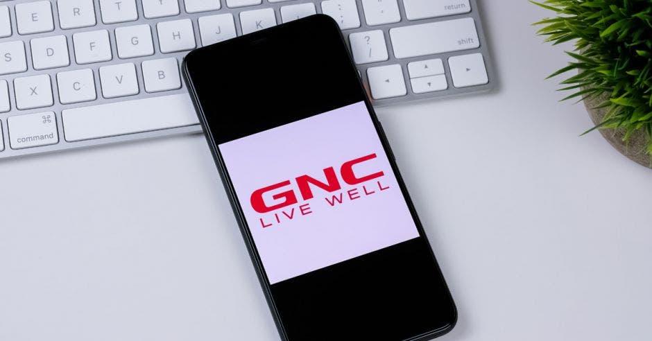 Celular con pantalla GNC