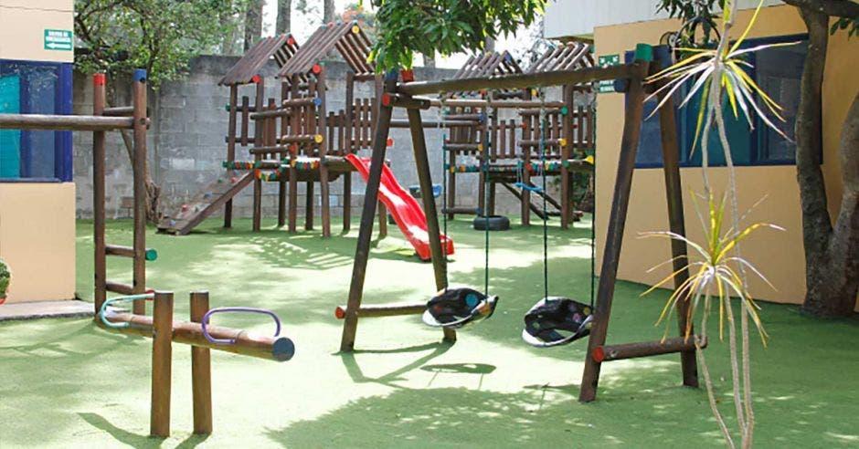 instalaciones del colegio