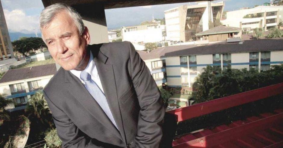 Víctor Morales, diputado del PAC. Archivo/La República