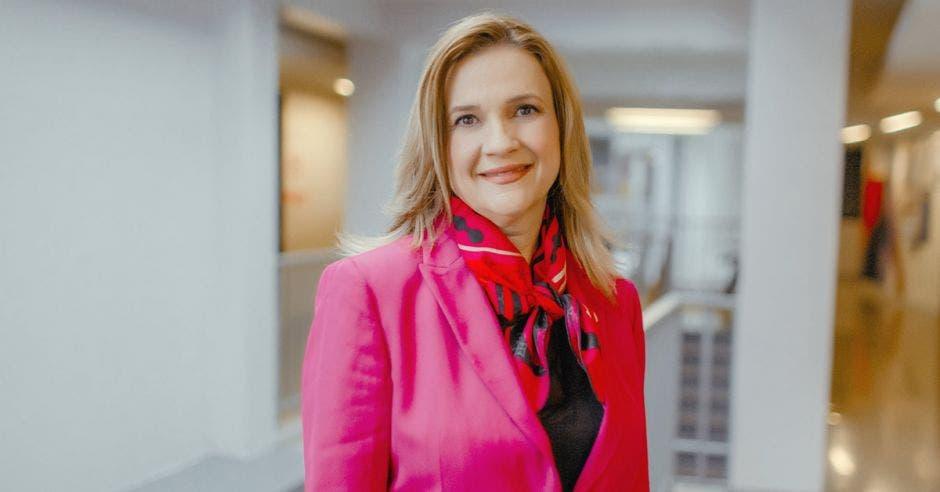 Silvia Castro, rectora de Ulacit